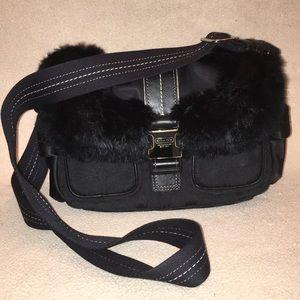 Coach Black Rabbit Handbag